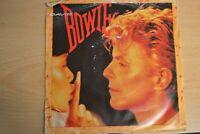 "DAVID BOWIE    CHINA GIRL    7"" VINYL    EMI   EA 157    1983"