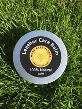Beeswax Leather Care Balm