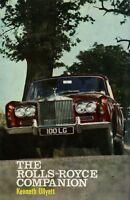 The Rolls-Royce Companion by Kenneth Ullyett (Hardback, 1969) Stanley Paul