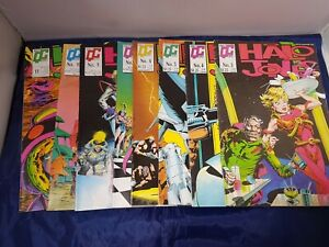 Quality Comics HALO JONES Bundle of 8 Eight comics #3/4/5/6/7/9/10/11