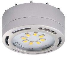 LEDP120 WH - 120V Direct LED Puck Light-WHITE