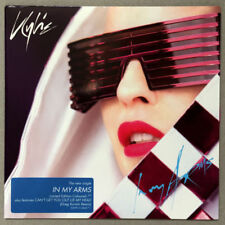 """Kylie Minogue  in My Arms Limited Edition 7"""" Cerise Deep Pink Vinyl"""