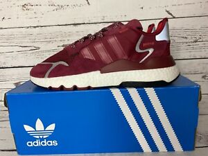 NIB Adidas Originals Nite Jogger 3M Athletic Sneaker mens 10.5 EE5870