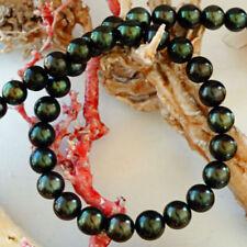 Unisex Echtschmuck-Halsketten Perlen