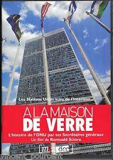 A la maison de verre, l'ONU vue de l'intérieur - Dvd MK2 Doc - TBE