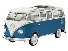 Revell - 07009 VW Typ 2 T1 Samba Bus Maßstab: 1:16 - Neu & OVP