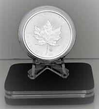 2014 Canada 5 Dollar Maple Leaf 1 oz. .999 Silver Coin