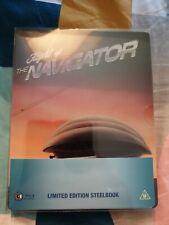 Flight of the Navigator (Blu-ray Disc, 2012, UK Region Free STEELBOOK) OOP