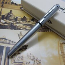 Jin Hao Business Office Writing Gift Pen stainless steel Fountain pen