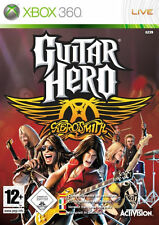 Guitar Hero Aerosmith Xbox 360 -  PAL - Import - Brand New Sealed Box Game Only