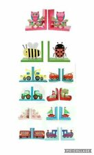 Sass & Belle Wooden Children's Decorative Bookends