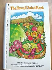 *THE HAWAII SALAD *ETHNIC COOKBOOK 250 FAMOUS ISLAND RECIPES  by HOWARD HANSEN