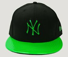 New York Yankees See Through Green New Fitted Era Cap