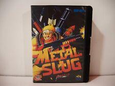 Convert Conversion Metal Slug SNK Neo Geo AES Jap NTSC