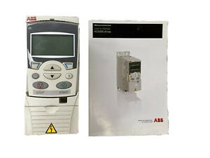ABB Onduleur acs355-01e-02a4-2 0.37kw acs35501e02a42 ip20 I2n 2,4A 240v Vfd