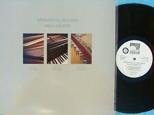 Windham Hill Piano sampler OZ Promo LP NM 85 Post Bop Jazz Rick Peller Tim Story