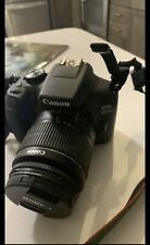 Canon EOS 1300d/t6 18mp DSLR Camera 18-55mm Lens 16gb Accessory Kit