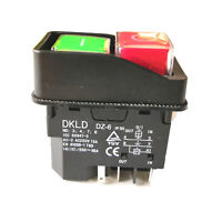 E-Stop Switch ED125B-1 ZJK-125 125A Emergency Stop Swicth for Albright Electric Stacker Forklift Pallet Car