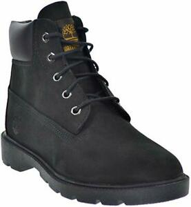 Junior's Timberland  6 Inch Basic Waterproof Boots Black 10910