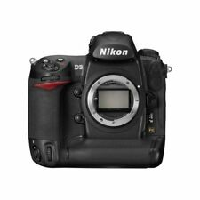 Excellent! Nikon D3 12.1 MP FX Digital SLR Body - 1 year warranty