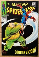 AMAZING SPIDER-MAN #60 (1968) Stan Lee, John Romita Sr.; Silver Age Marvel VF-