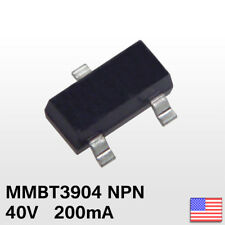 20x 20pcs MMBT3904 SOT-23 2N3904 SMD NPN Transistor 1AM - Fast Ship from USA