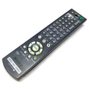 Used Original RMT-V501D For Sony Video DVD Combo Remote Control SLV-D350P D550P