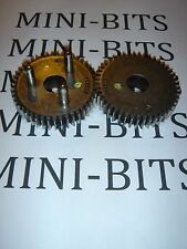 MINI Cooper S Eaton M45 Supercharger ROTOR DRIVE GEARS