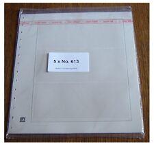 10 Safe dual Blankoblätter Nr. 613 siehe Beschreibung