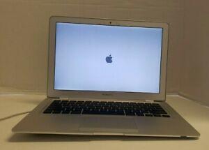 "Aple Macbook Air 2008 A1237 13"" Core 2 Duo 1.8GHz (P7700) 2GB 64GB SSD NO OS"