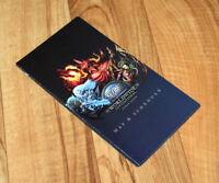 2008 Paris Blizzard Worldwide Invitational Flyer Poster Starcraft Warcraft WOW