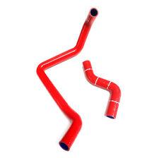 M2 Motorsport ROSSO SILICONE TOP INFERIORE RAD TUBI HONDA CIVIC D15 D16 EG EK Y3444