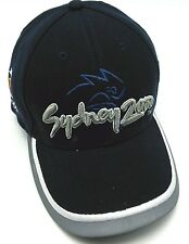 2000 OLYMPICS SYDNEY  blue / white / silver adjustable cap / hat