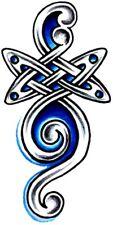 Tattoo styleTribal  design  iron on transfer