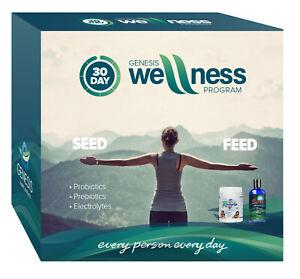 Vitaklenz Recharge & Ionic Sea Minerals 30 Day Wellness Program