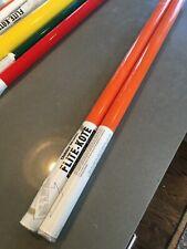 2 rolls orange flite kote covering r/c model airplane kit monokote ultrakote
