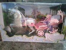 Barbie Rapunzel Botticelli And Carriage