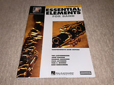 Essential Elements Book 1 B-flat Clarinet: Interactive Online Resources Included