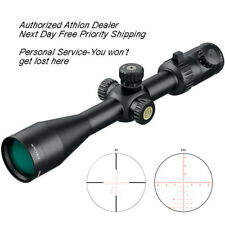 Athlon Argos BTR 6-24x50mm Rifle Scope FFP APMR MRAD 214061 International OK