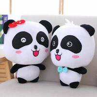 50cm Baby Bus Cute Panda Plush Toy Soft Stuffed Animal Dolls for Kids Xmas Gift