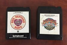 BEATLES  EIGHT TRACK STEREO TAPE SET OF TWO TAPES..MOVIE SOUNDTRACK 1978
