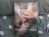"""DVD NEUF """"DEMAIN EST A NOUS"""" documentaire de Gilles DE MAISTRE"""