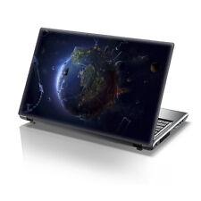 """TaylorHe 15.6"""" Computadora Portátil Piel De Vinilo Pegatina Calcomanía Tierra vista desde el espacio 2209"""
