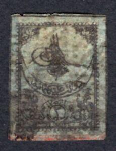 Turkey 1863 stamp Mi#3 IIxa MH CV=200€