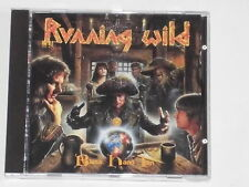 Running Wild-Black main Inn-CD pressage Japon
