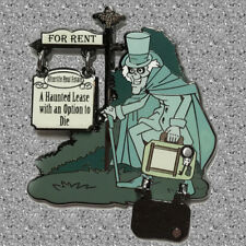 Hat Box Ghost Pin - For Rent - Haunted Mansion O'Pin House - DLR Disney Pin LR