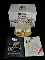 Lilliput Lane KIRKBRAE COTTAGE, Scotland Collection, w/Box & Deed