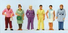 Preiser 68215 Stehende Frauen Maßstab 1:50 Architekturmodelle OVP