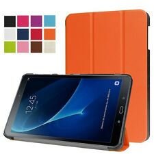 Smartcover Orange pour Samsung Galaxy Tab A 10.1 T580 T585 Housse Étui