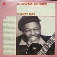 Brownie McGhee(Vinyl LP)Rainy Day-Tomato-2696101-UK-Ex-/Ex